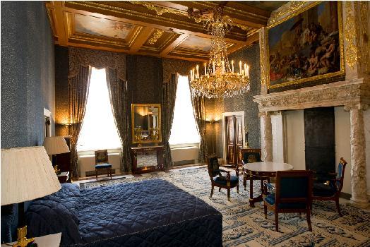 Empirestijl interieur inrichting interieur tips decoratie woonaccessoires - Deco kamer stijl engels ...